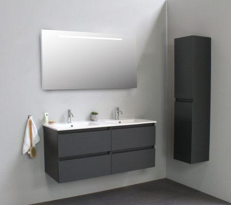 120-cm-sanilet-mat-antraciet-badkamermeubel-porselein-wastafel-2-kraangaten-led-spiegel-set