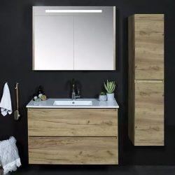 Nieuwe badkamermeubelen BKO